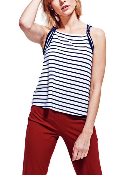 HotSquash Windsor Knot Top in CoolFresh Fabric