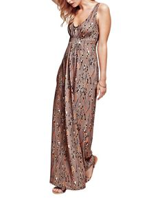 HotSquash Empire Line Jersey Maxi Dress