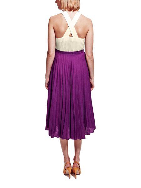HotSquash Crepe Bow Top in CoolFresh Fabric
