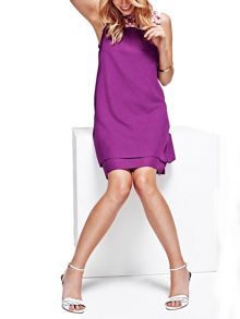 HotSquash Double Layered Dress in CoolFresh