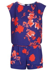 HotSquash Jersey Playsuit in CoolFresh Fabric