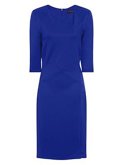 The Pimlico Ponte Dress