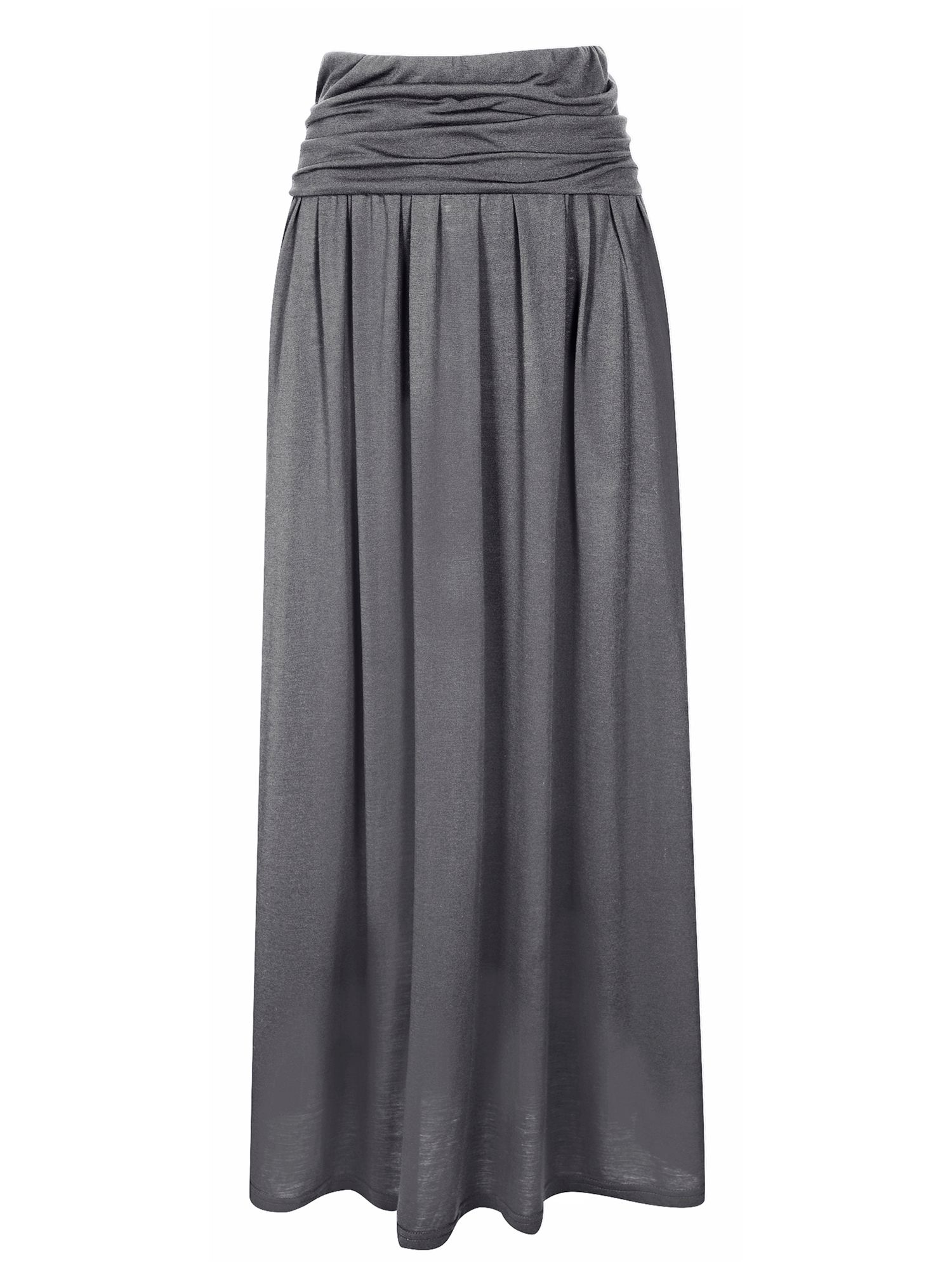 HotSquash Coolfresh maxi skirt, Grey