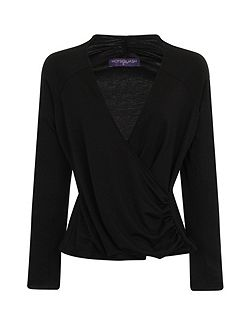 Crossover Top in ThinHeat Fabric
