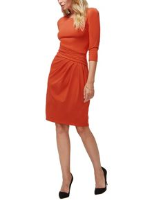 HotSquash Long Sleeved Knee length Dress