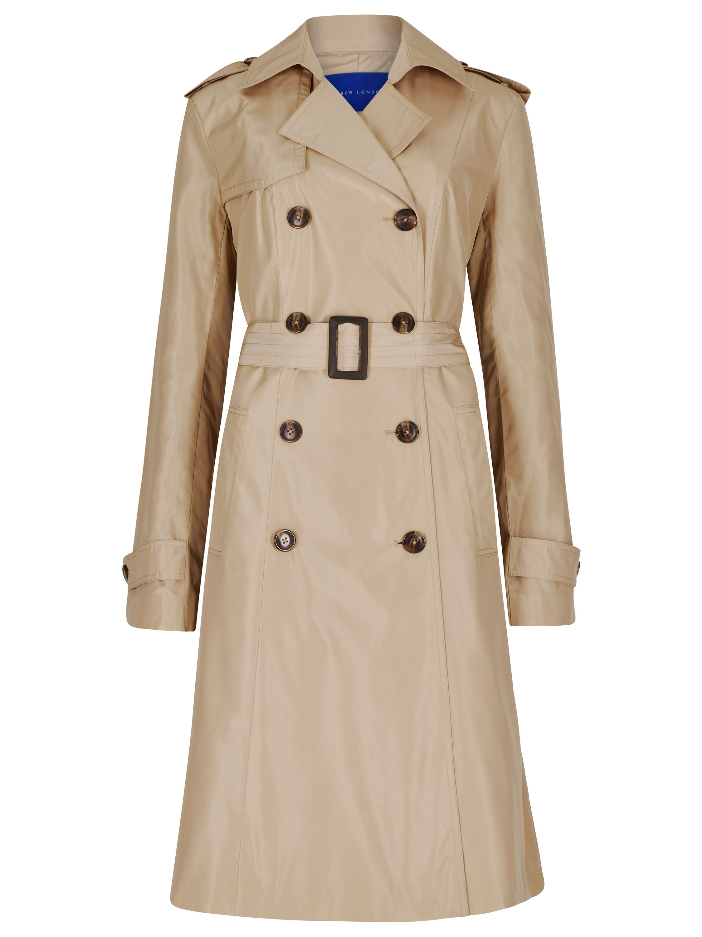 Winser London Winser Trench Coat, White