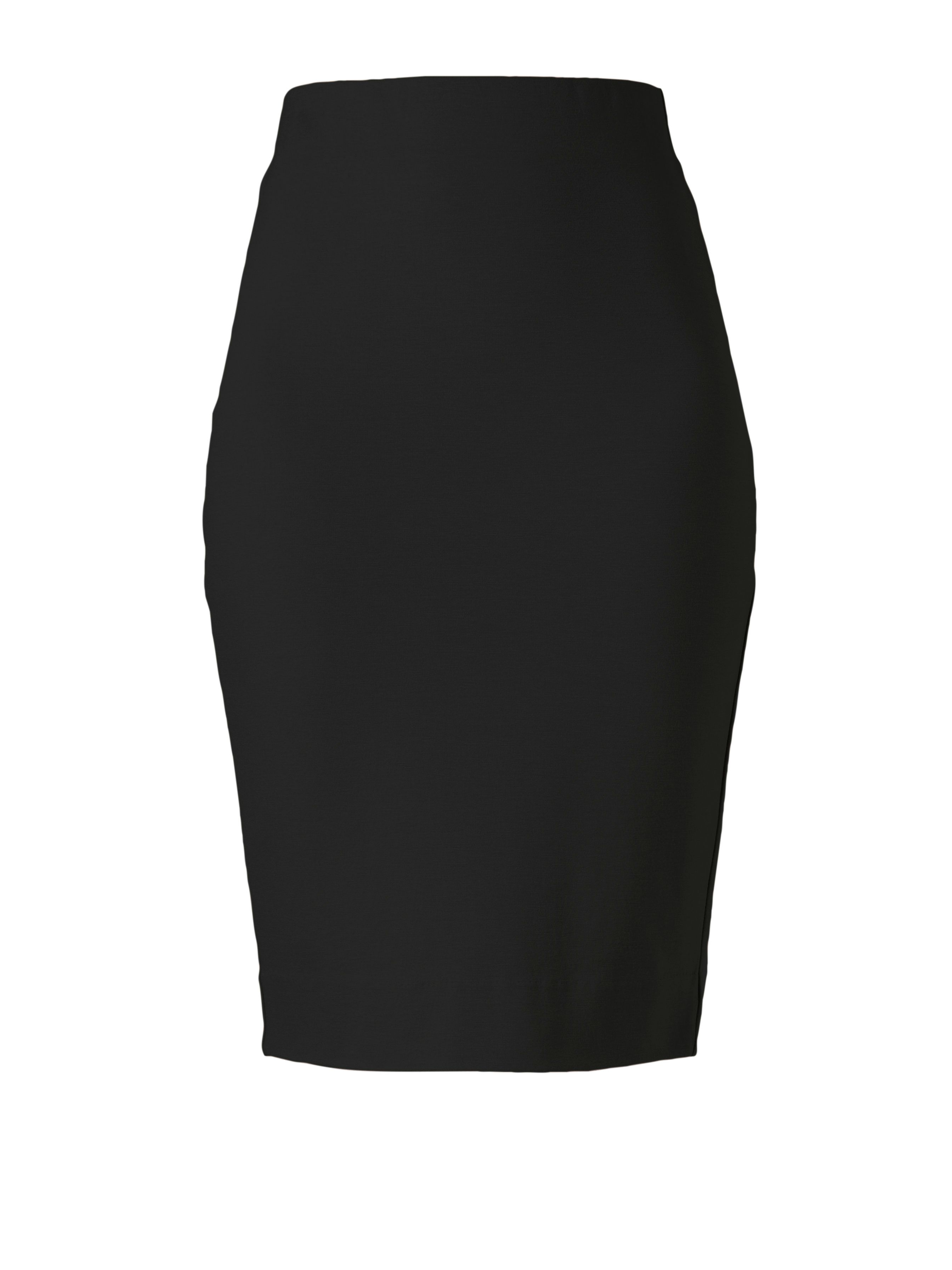 Winser London Miracle Pencil Skirt, Black