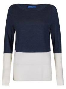 Winser London Merino Wool Tunic Jumper