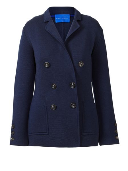 Winser London Milano Wool Db Blazer