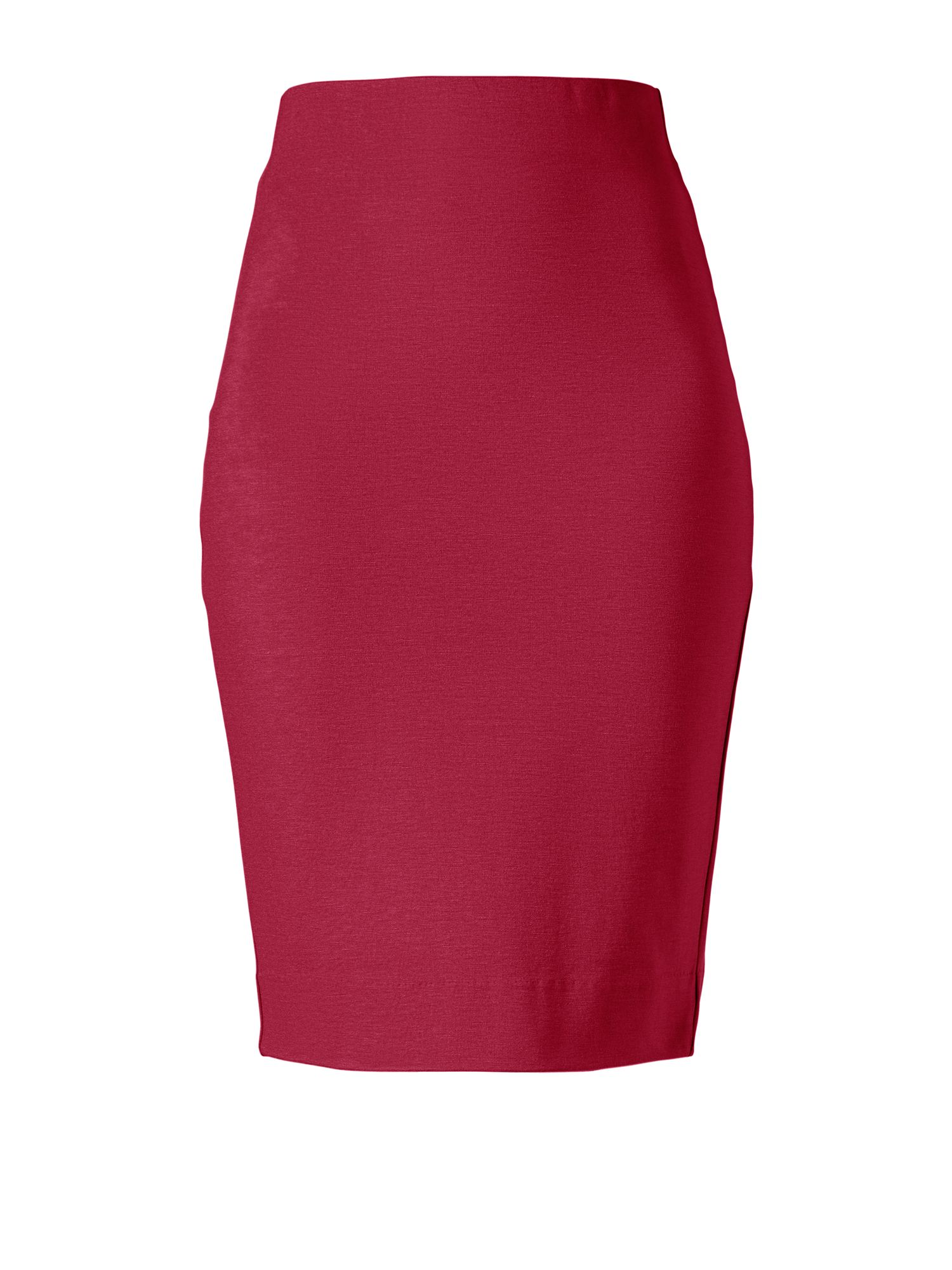 Winser London Miracle Pencil Skirt, Red