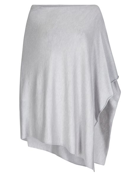 Winser London Cashmere Blend Poncho