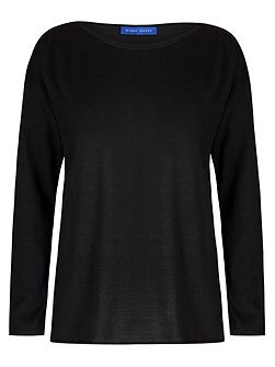 Merino Wool Casual Jumper