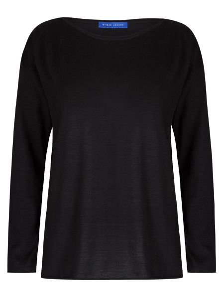 Winser London Merino Wool Casual Jumper