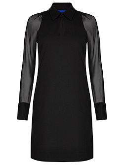 Miracle Georgette Sleeve Dress