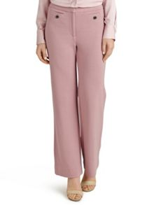 Winser London Crepe Jersey Wide Leg Trousers