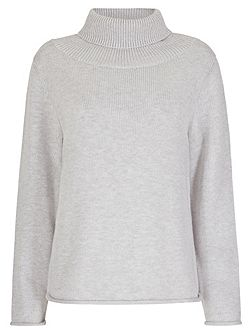 Wool Luxe Roll Neck