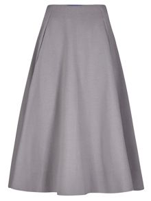 Winser London Full Circle Midi Skirt