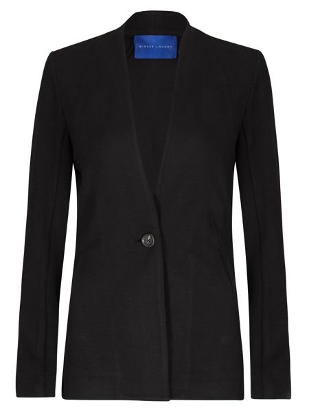 Winser London Crepe Jersey Jacket