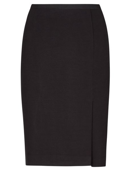 Winser London Crepe Jersey Skirt