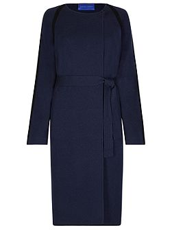 Milano Wool Wrap Coat