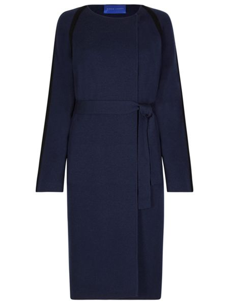 Winser London Milano Wool Wrap Coat