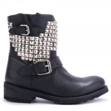 Titan Studded Ankle Boots