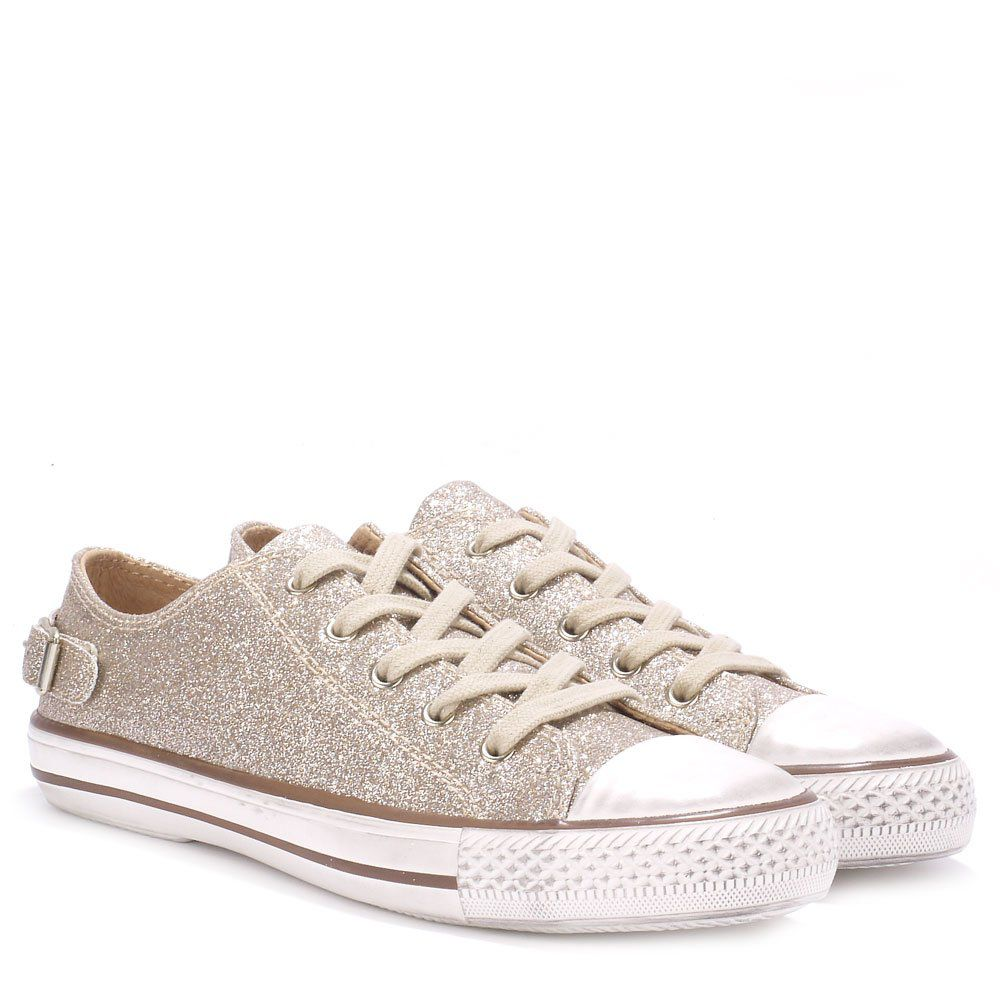 Virgo ter round toe trainers