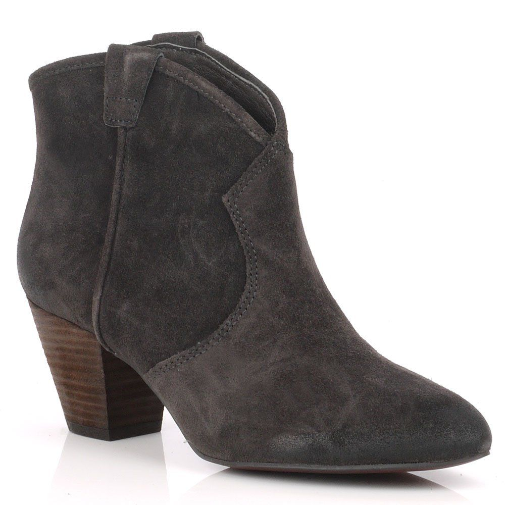 Jalouse softy round toe boots