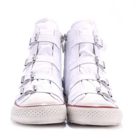 Ash Virgin bis canvas trainers