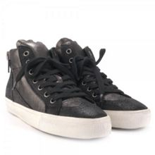 Spot Bis Leather Lace-Up Trainers