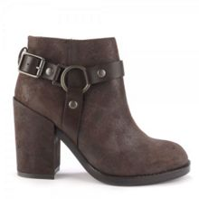 Falcon Leather Boot