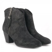 Jess Leather Ankle Boots