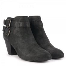 Jason Leather Ankle Boots