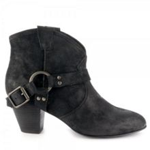 Jamie Bis Leather Ankle Boots