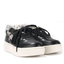 FOOL chunky leather trainers