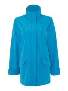 TIGI Stand Up Collar Coat