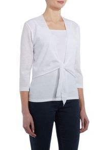TIGI Three Quarter Sleeve Shrug