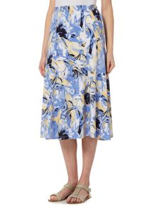 TIGI All Over Print Skirt