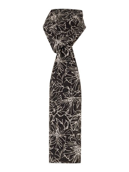 TIGI Floral All Over Print Scarf