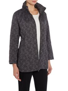 TIGI Fleece Lined Coat