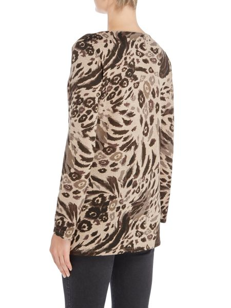 TIGI Crew Neck Tunic