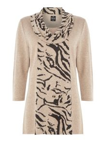 TIGI Placement Print Tunic