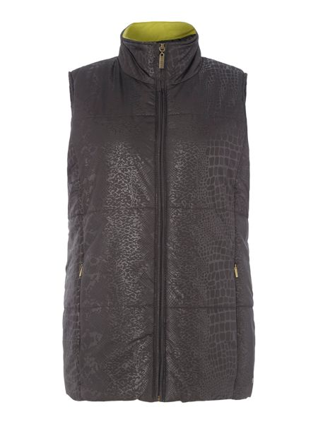 TIGI Fleece Lined Gilet