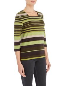 TIGI Square Neck Top