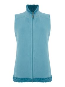 TIGI Fleece Gilet