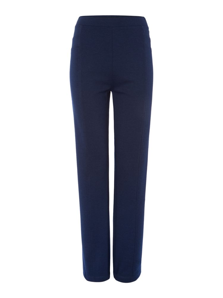 TIGI Pull On Trousers, Blue