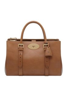 Mulberry Bayswater double zip tote bag