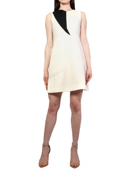 Yanny London Viscose Sleeveless Dress