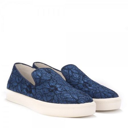 Ash ILLUSION flower lace trainers