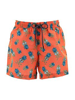 Boys Punk Pineapple Swim Short